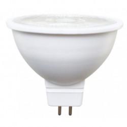 1 Lampe LED MR16 12V 6W Blanc Chaud 3000K