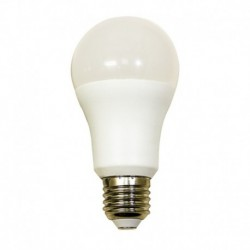 1 Lampe LED A60 E27 220V 12W Blanc Chaud 3000K