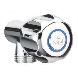 Robinet de toilette marque Sopal série Salakta