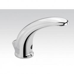 Robinet électronique règlable pour lavabo marque Sopal série Zembretta
