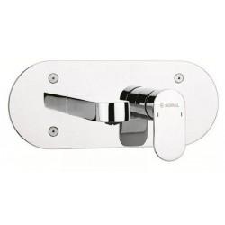 Mitigeur de lavabo encastré marque Sopal série Sfax