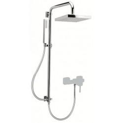 Colonne de douche avec inverseur marque Sopal série Zarzis