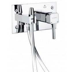 Mitigeur de toilette encastré marque Sopal série Zarzis